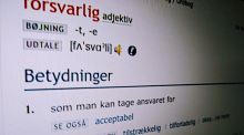 Forvarlig definition